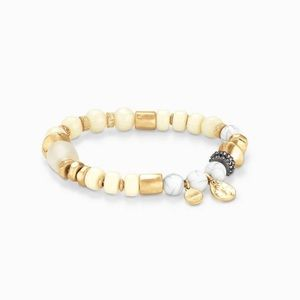 Stella and Dot Anda Intention bracelet- strength